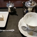 珈琲蔵人 - 料理写真:琥珀