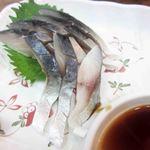 浜焼酒場 魚○ - しめ鯖