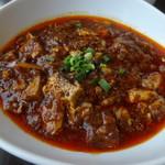 中華料理 獅子 - 四川麻婆豆腐