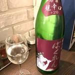 肉×さかな×日本酒 照 - ばくれん くどき上手