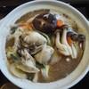 どん太 - 料理写真:牡蠣鍋うどん950円:2017年1月