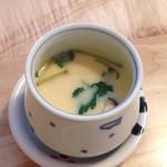 Shirokaneyokoyama - セットの茶碗蒸し