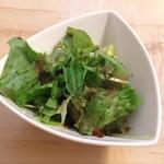Shirokaneyokoyama - セットのサラダ