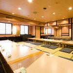 グランド居酒屋富士 - 最大20~130名様OK!ススキノ最大級の宴会場。