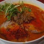 担々亭 - 坦々麺激辛