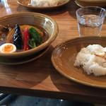 カレー&ごはんカフェ オウチ -
