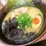 らーめん 康家 - 料理写真:4周年記念ラーメン