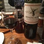 筋肉食堂 - ワイン