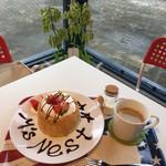 ネイチャー カフェ エムズ ネスト -
