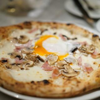 ピッツェリアジージー - 料理写真:ビスマルク
