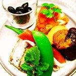 嶋屋 - 料理写真:一番人気!季節会席料理コース【3,200円】 前菜の盛り合わせ
