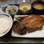 6575615 - トロあじ定食