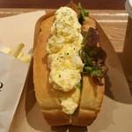 デイズ・サンドウィッチ・カフェ - プレミアムエッグサンドセット