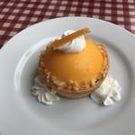 ローマステーション - レモンチーズケーキ