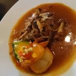 ソガベ西条西洋料理 - ランチメイン・お肉