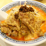 希須林 担々麺屋 - 排骨担々麺