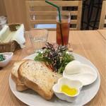 Café Leaf  - モーニングセットA