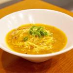 餃子 青島 - カニみそ麺 1200円