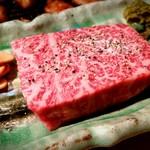 昇家 正々堂 - リブロース芯ステーキ 1,950円