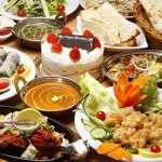 インドレストラン ナンハウス - 料理写真: