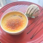 方南カフェ - Creme brulee