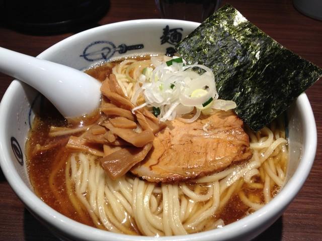 麺屋武蔵 浜松町店 - ら~麺、税込850円