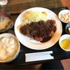 とんかつ中さん - 料理写真:みそカツ定食 大 税込1,200円