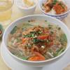 選べる麺とミニミニ丼のセット
