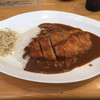 ケーキ パパ - 料理写真:ロースカツカレー850円
