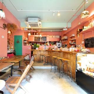 ◎栄近くでも手軽に楽しめるマクロビカフェです♪