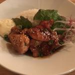 ノンカフェ - チキン南蛮丼