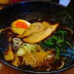 麺屋 黒琥 〜KUROKO〜 - 黒琥ラーメン