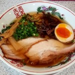 らぁめん ふくわうち - 料理写真:中華そば(600円)