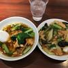 北京老飯店 - 料理写真:週替わりランチ 800円 ご飯大盛り無料