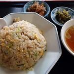 小吉 - 料理写真:「炒飯」550円也。税込。