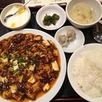 65763722 - 麻婆豆腐定食