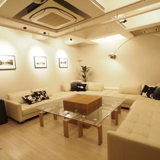 【地下1F】カラオケ付個室が3部屋