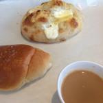 ブーランジェリー 9B - やわらかくて美味しいパン♪