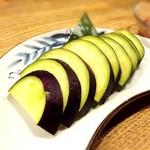 ビストロde麺酒場 燿 - 旬なつまみ豊富。定期的におつまみメニューがかわります!