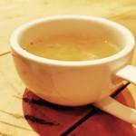 クオーレルディーノ - 熱々スープ!!