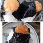 五穀豊穣 蔵一 - ◆やまや明太子(1個:210円)・・「やまや」は福岡の老舗明太子屋さん。 上だけでなく中にも明太子が入り、中辛の味わいですので食べやすい。