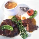 65769269 - 国産牛肉を3種類の調理法で