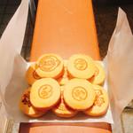 つるや製菓 - 簡易包装10個入380円