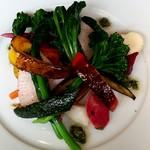 ラ・ブランシュ - 前菜2 前菜2 こだわり野菜のサラダ仕立て