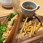 キャラウム カフェ - 平民のスープと貴族のパン