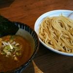 65774605 - 濃厚つけ麺(中盛り)¥850