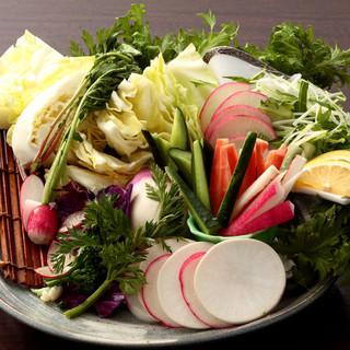 三浦直送!豊富な種類の朝採れ野菜