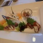 望海 - 夕食