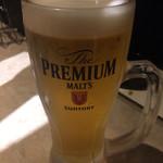 闘牛門 - ビール