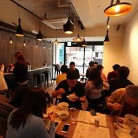 新加坡肉骨茶 - カウンターおひとりさまでもグループでも。
